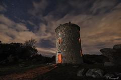Signals (Darkflip) Tags: noche nubes nocturna night noctambulos nightscape nikond750 españa carrasquilla largaexposición longexposure torre linternas lightpainting
