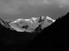 Contrasti (giorgiorodano46) Tags: luglio2007 july 2007 solda giorgiorodano suldenspitze cimadisolda parconazionaledellostelvio altoadige sudtirolo alpenglow alpi alpes alps alpen blackwhite biancoenero bw sulden