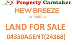 Lot 1025, McDonald Road, Bardia NSW