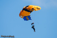 US Army Golden Knights Parachute Team | Millington Regional Airport (M.J. Scanlon) Tags: 2007midsouthairshow air aircraft aircraftspotter aircraftspotting airplane airport airshow aviation camera canon capture copyrightmjscanlonphotography digital flight fly flying goldenknights image mjscanlon mjscanlonphotography midsouthairshow millingtonregionaljetport mojo nqa parachute parachuteteam photo photog photograph photographer photography picture plane planespotter planespotting scanlon sky spotter spotting usarmy usarmygoldenknightsparachteteammillingtonregionalairport wow ©mjscanlon lieutenantcommanderkevinkojakdavis