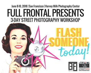 Full Frontal (Flash) workshop at StreetFoto SF