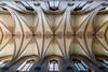 Wells   |   Cathedral Vaulted Ceiling (JB_1984) Tags: wellscathedral cathedral ceiling vaultedceiling nave church window symmetry wells mendipdistrict somerset england uk unitedkingdom nikon d500 nikond500