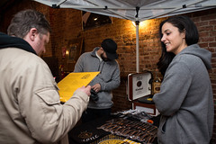 Do617 Pop-Up Record Shop | April 21, 2018 (do617photos) Tags: allstonrockcity boston brightonmusichall do617 popuprecordshop recordstoreday titoshandmadevodka music people vinyl 2018 pop up record shop rsd2018