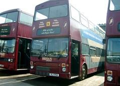 54 TIL4754 (PD3.) Tags: cw metrobus 54 til4754 til 4754 bus buses psv pcv brijan charity open day curdridge botley hampshire hants england uk bishops waltham eastleigh railway station 0002
