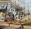 """Gran Via"" (josepponsibusquet.) Tags: granvia graffiti mural pintura urbana pinturaurbana dibuix dibujo artistic veropeso belém brasil pará arturbà figurinos"