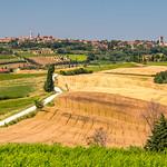 Road to Monticchiello thumbnail