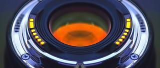 stereo lens