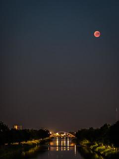 Bloodmoon Eclipse