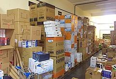 Receita Federal retém mais de uma tonelada de mercadorias em Varginha, MG (portalminas) Tags: receita federal retém mais de uma tonelada mercadorias em varginha mg