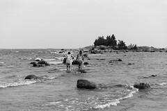 Helsinki (Tuomo Lindfors) Tags: helsinki finland suomi rni allfilms blackwhite meri sea vesi water lauttasaari lauttasaarenulkoilupuisto