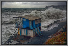 Sea storm along Ligurian coast (SMassimo965) Tags: sea tempesta storm mediterraneo mare liguria cloud mareggiata genova villaazzurra spiaggia beach weather onde water italia italy massimo965 atmosfera grigio grey marligure cielo bad wether