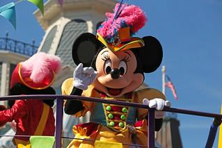 Main Street U.S.A. - Disneyland Park (France)