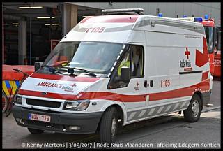 Rode Kruis Vlaanderen - afdeling Edegem-Kontich