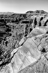 Canyonlands_6639 (Scott Sanford Photography) Tags: 4x4 6d camping canon canyonlandsnp ef2470f28l eos expedition landscape moab naturalbeauty naturallight nature outdoor overland summer sunlight topazlabs utah desert roadtrip travel trip vacation blackandwhite bw monochrome landscapes canyon cliffs