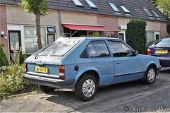 1983 Opel Kadett 1.3 (NielsdeWit) Tags: nielsdewit opel kadett d 13 13n hatchback jh36tx maarsbergen 42gzjf