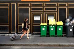Sortie de secours ( serie walkers ) (Jean-Marc Vernier) Tags: walk streetwalk streetview streetphotography street urban city fujifilm fujixt20