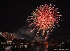 "Fireworks (jimgspokane) Tags: fireworks pyrotechnics spokanewashingtonstate spokaneriver riverfrontpark ""nikonflickraward"""