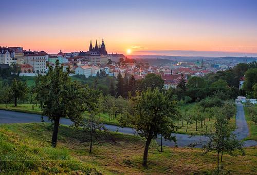 _DSC1580 - Sunrise over Mala Strana