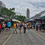 Chatuchak weekend market in Bangkok, Thailand thumbnail