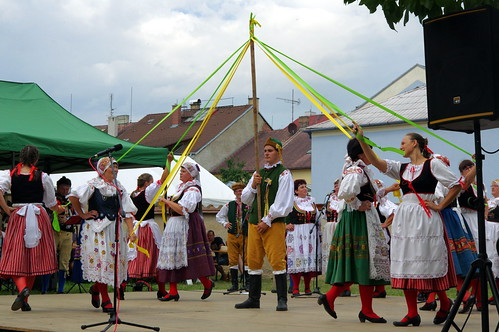 21.7.18 Jindrichuv Hradec 4 Folklore Festival in the Garden 021