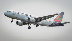 Airbus A320-214 OO-SNG Brussels Airlines (William Musculus) Tags: london heathrow airport lhr egll spotting oosng brussels airlines airbus a320214 sn bel a320200