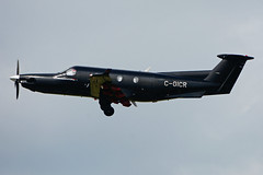 C-GICR (Chrono Aviation) (Steelhead 2010) Tags: chronoaviation pilatus pc12 yhm creg cgicr