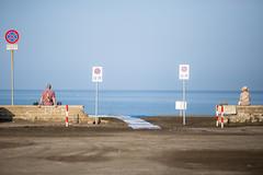 (Marorik7) Tags: sea mare beach spiaggia divieto