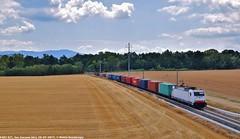 E483 021 (MattiaDeambrogio) Tags: e483 aps autorità portuale savona serfer trenitalia cargo mercitalia rail deviato ovada rocca grimalda san giacomo traxx bombardier