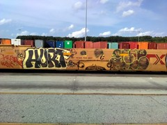 HURT with face (Chilly SavageMelon) Tags: austell ga