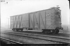 ACF8574 (barrigerlibrary) Tags: americancarandfoundry acf box car