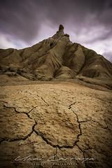 Texturas (Fotografias Unai Larraya) Tags: bardenas paisajes navarra ngc arena texturas montaña desierto largaexposición