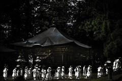 Yamabushi (ii) (Kame-rameha) Tags: people human training faith god believe summer fierce mountain shrine walk move
