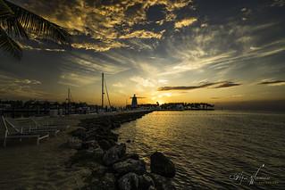 Sunset at Marathon Key