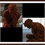 7 - Musée Camille Claudel - Jules Desbois, La Misère, 1893-1894, Terre cuite (terre moulée avec reprises sur la terre humide) - Détails thumbnail