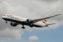 G-ZBKH | Boeing 787-9 Dreamliner | British Airways (cv880m) Tags: london heathrow lhr uk britain england aviation airliner airline aircraft airplane jetliner gzbkh boeing 787 789 7879 dreamliner baw british britishairways speedbird