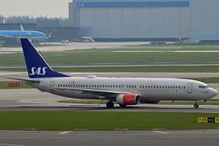 """Ymer Viking"" SAS Scandinavian Airline System LN-RRS Boeing 737-883 cn/28325-1014 @ EHAM / AMS 08-04-2018 (Nabil Molinari Photography) Tags: ymerviking sas scandinavian airline system lnrrs boeing 737883 cn283251014 eham ams 08042018"