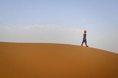Fearless (Darren Poun) Tags: merzouga sahara desert morocco africa arab arabic sanddune nature landscape traveling sunset nikon d800 d800e nikkor58mm f14 moroccan berber portrait ngc