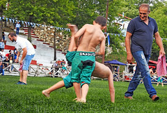 Greece, Central Macedonia, Sochos, 12 Apostles Oil Wrestling Feast (pre-teen boys & girls categories) (Macedonia Travel & News) Tags: northerngreece centralmacedonia greece sochoscommunity 12apostlesoilwrestlingfeast 2018oilwrestlingcompetition wrestlers folkmusicians πανηγυρισoχου2018 σταδιο μενελαοσβασιλικοσ 12αποστολοι αγωνεσπαλησ πεχλιβανησ πεχλιβανηδεσ κιουσπετια drumszurnas drum zurna νταουλιαζουρναδεσ ζουρναστυμπανο macedonia macedonian greek culture vergina sun thessaloniki orthodox hellenic republic prilep tetovo bitola kumanovo veles gostivar strumica stip struga negotino kavadarsi gevgelija skopje debar matka ohrid mavrovo heraclea lyncestis history alexandergreat philipmacedon nato eu fifa uefa un fiba macedoniagreece makedonia macedoniatimeless macédoine mazedonien македонија travel македонски македонци μακεδονια ελλαδα tourism
