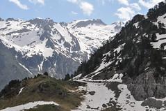 Vue magnifique sur les Pyrénées (RIch-ART In PIXELS) Tags: laruns artouste pyrénéesatlantiques nikon pyrénées montagne neige mountains mountainridge snow sky tree landscape