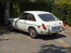 1970 MG MGB GT Mk. II (Skitmeister) Tags: al4123 carspot nederland skitmeister car auto pkw voiture