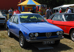 1975 Alfa Romeo Alfetta GT 1.8 (rvandermaar) Tags: 1975 alfa romeo alfetta gt 18 alfaromeo alfettagt gtv sidecode3 31fv42