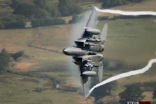 Strike Eagle presence
