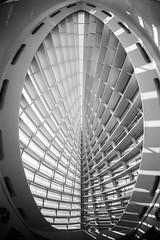 I'll Meet You in Milwaukee Someday (Thomas Hawk) Tags: america milwaukee milwaukeeartmuseum santiagocalatrava usa unitedstates unitedstatesofamerica wisconsin architecture bw fav10 fav25 fav50 fav100