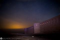 Iran - Maranjab Caravansaray (Luca Sartori) Tags: iran maranjab notturna notturne castello