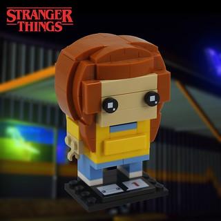 Stranger Things: Max Brickhead