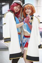 japan_expo_2018_dimanche_011 (eventpics) Tags: japan expo 2018 japanexpo2018 japanexpo je je2018 cosplay cosplays cosplayer cosplayers cosplayeuse cosplayeuses cosplaygirl cosplaygirls cosplaydesallées honoka kosaka honokakosaka ラブライブ! love live lovelive otonokizaka high school otonokizakahighschool 高坂穂乃果 西木野真姫 maki nishikino makinishikino 小泉花陽 hanayo koizumi hanayokoizumi 東條希 nozomi tojo nozomitojo