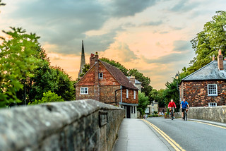 Old Harnham Bridge, Salisbury
