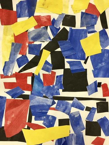 "Every year I get new favorites with this #kindergarten #pietmondrian  inspired painted paper gridded #collage ❤️❤️  They have such an amazing lyricism at this age that I admire so much. Want em all! • <a style=""font-size:0.8em;"" href=""http://www.flickr.com/photos/57802765@N07/43847586642/"" target=""_blank"">View on Flickr</a>"