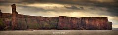 4th August 2018 (Rob Sutherland) Tags: oldman hoy stromness scrabster ferry northlink hamnavoe atlantic ocean sea stack rockcliff sandstone stone island isle orkney orcadian scotland scottish uk britain british