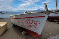 Pane amore e fishing boat (Maplebuddy) Tags: windstarcruise sorrento mermaid fishingboat tale italy 2018tuscanythetyrrhenianseacruise pane amore e europe places marinagrande paneamoree